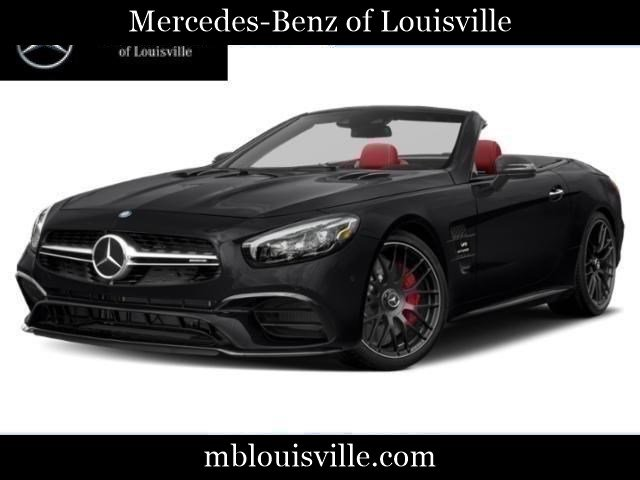 New 2019 Mercedes-Benz AMG® SL 63 Roadster With Navigation