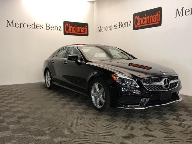 Certified Pre-Owned 2016 Mercedes-Benz CLS CLS 400 4MATIC® 4-Door Coupe