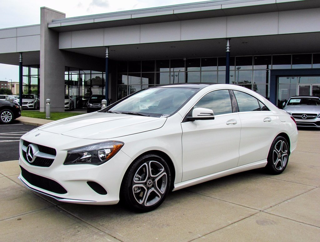Mercedes Of West Chester >> Stock#: W16846 New 2018 Mercedes-Benz CLA CLA 250 in West Chester