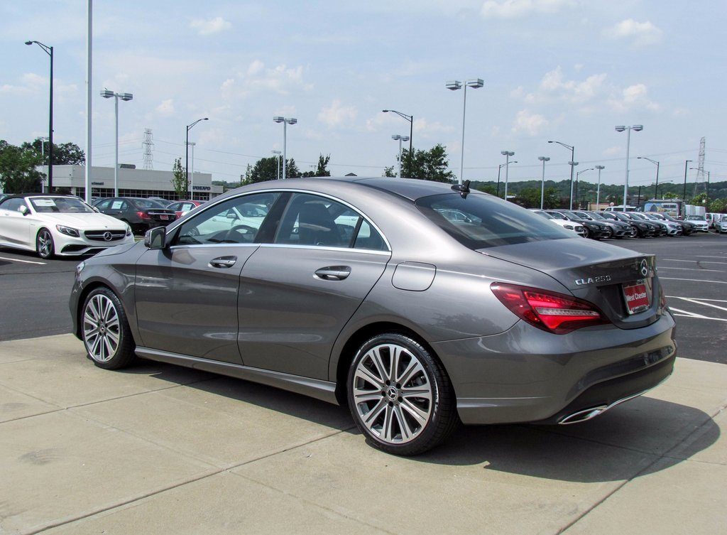 Mercedes West Chester >> Stock#: W16848 New 2018 Mercedes-Benz CLA CLA 250 in West Chester