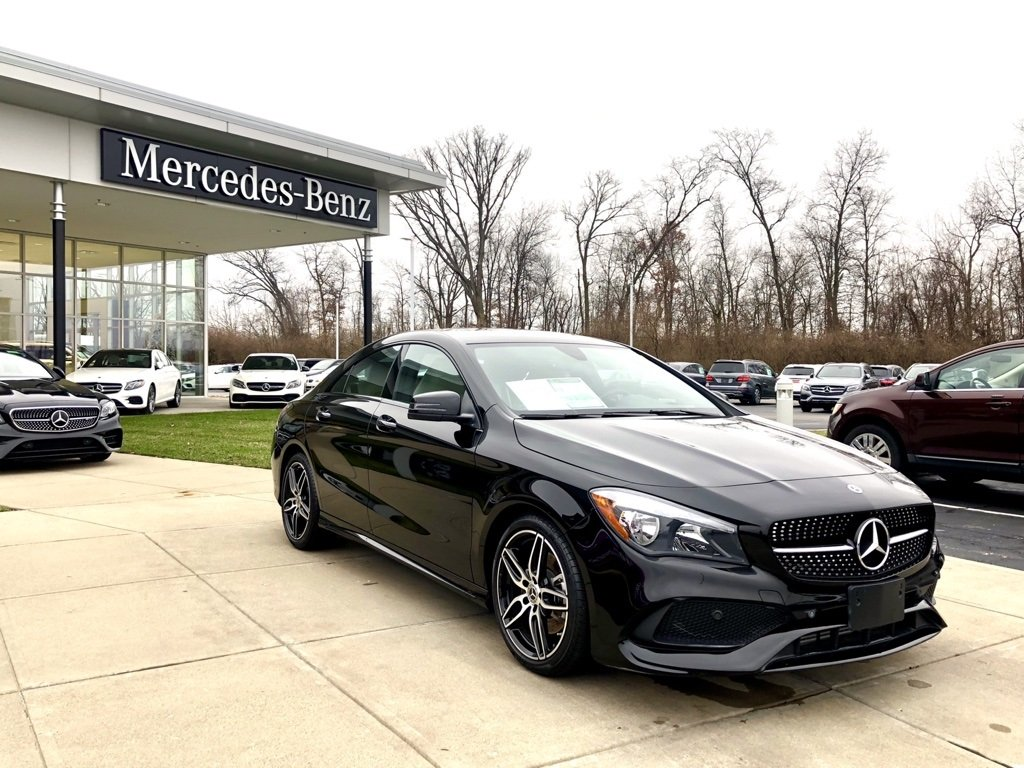Pre-Owned 2019 Mercedes-Benz CLA 250 4MATIC® 4-Door Coupe