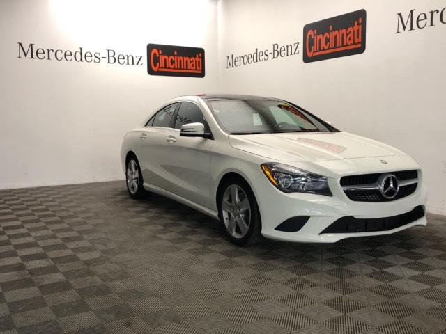 Certified Pre-Owned 2016 Mercedes-Benz CLA CLA 250 4MATIC® Coupe