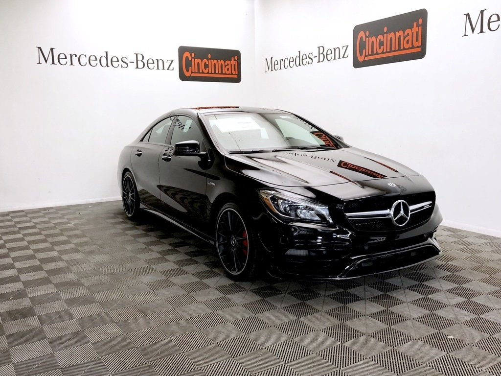 Stock C19266 New 2019 Mercedes Benz Cla Cla 45 Amg In West Chester