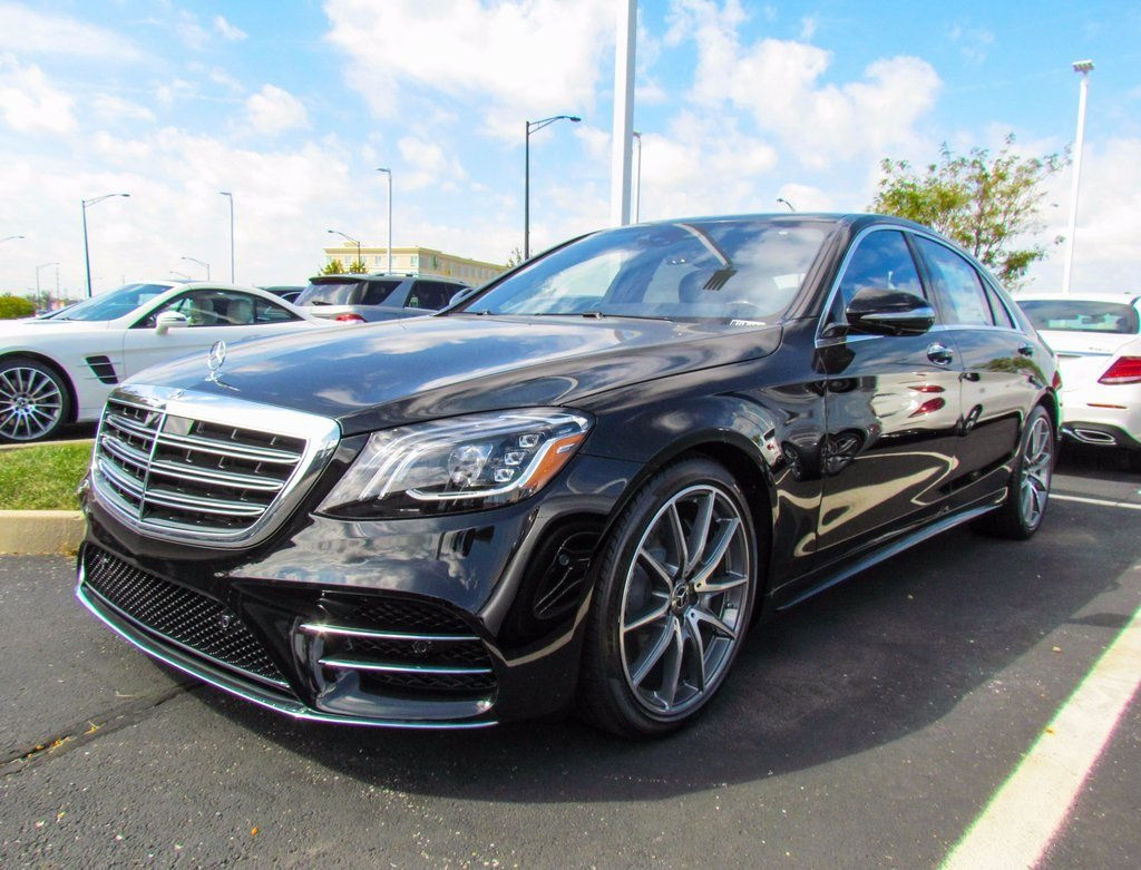 Stock w17026 new 2018 mercedes benz s class s 450 in for Mercedes benz westchester