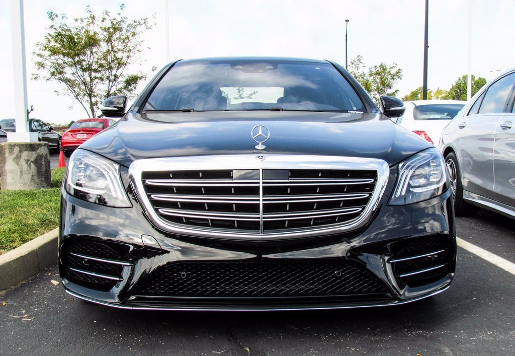 Stock w17026 new 2018 mercedes benz s class s 450 in for Mercedes benz s class 2018