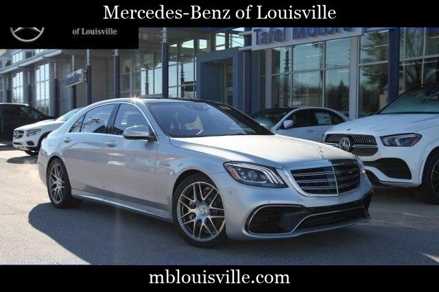 New 2019 Mercedes-Benz S-Class S 63 AMG® 4MATIC® Sedan