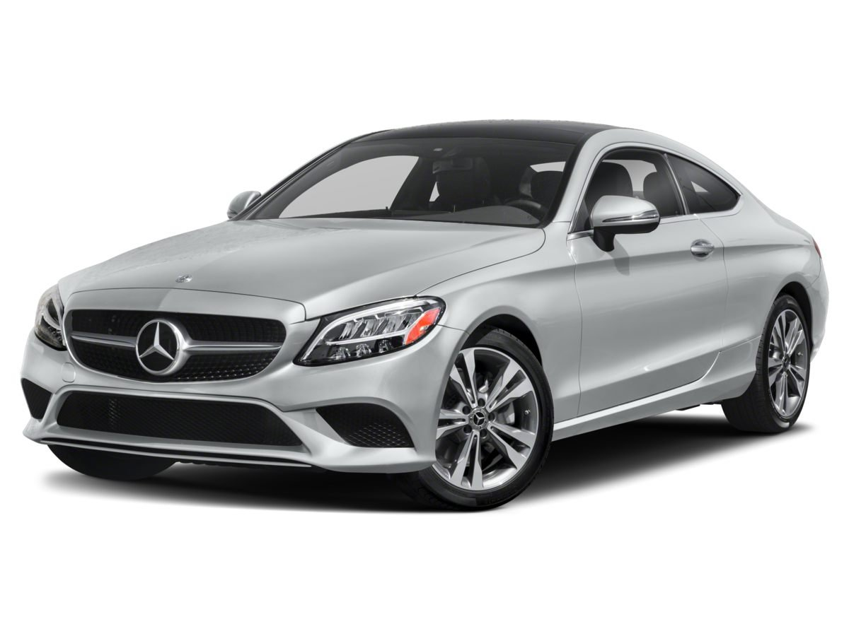 Certified Pre-Owned 2019 Mercedes-Benz C-Class C 300 4MATIC® Coupe