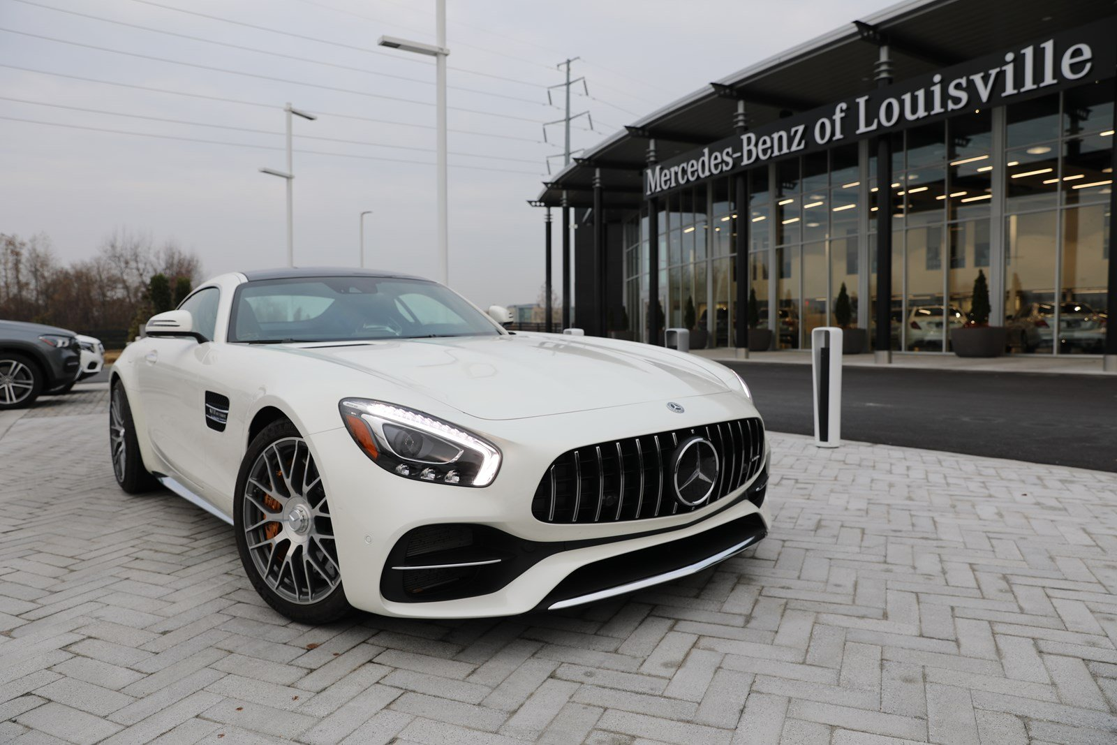 Certified Pre-Owned 2018 Mercedes-Benz AMG® GT AMG® GT C Coupe