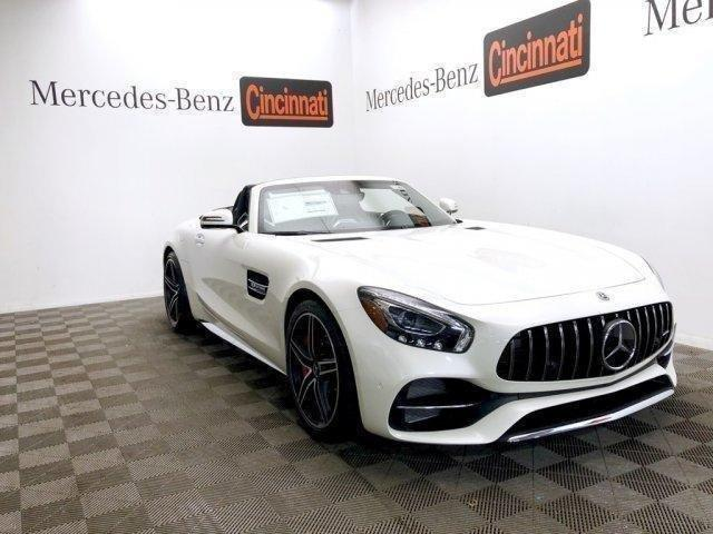 Pre-Owned 2019 Mercedes-Benz AMG® GT AMG® GT C Roadster