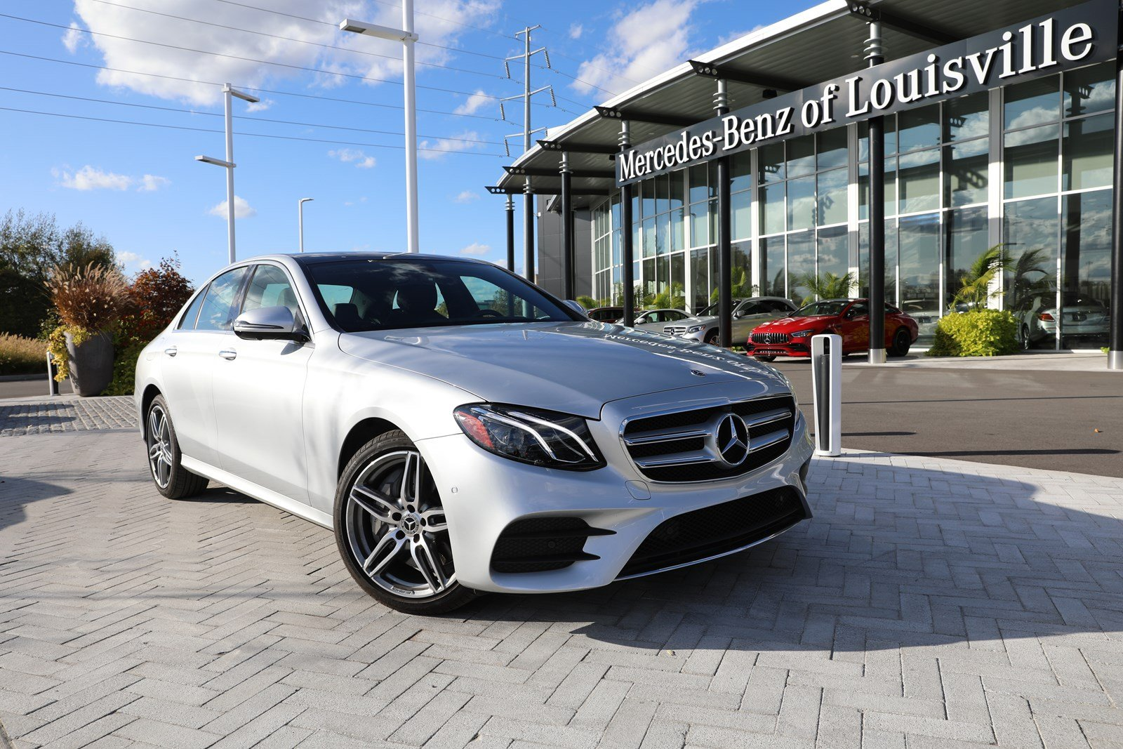 Certified Pre-Owned 2019 Mercedes-Benz E-Class E 300 4MATIC® Sport Sedan