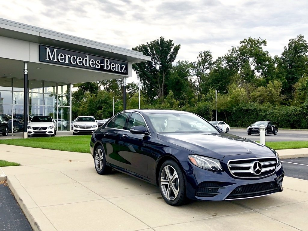 Mercedes West Chester >> Stock#: W17555 New 2019 Mercedes-Benz E-Class E 300 Sport ...