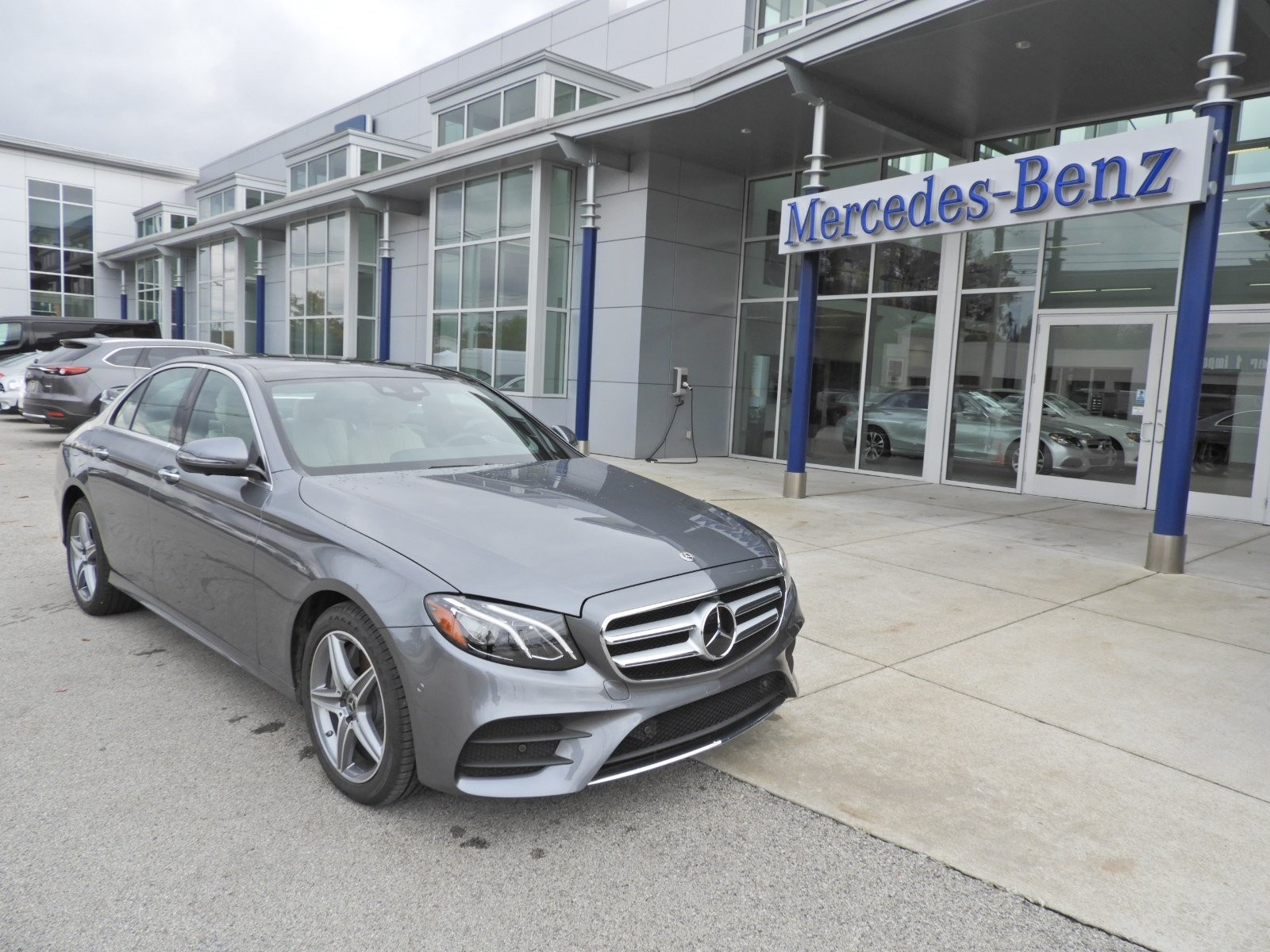 Stock MX A Certified Pre Owned 2019 Mercedes Benz E Class E