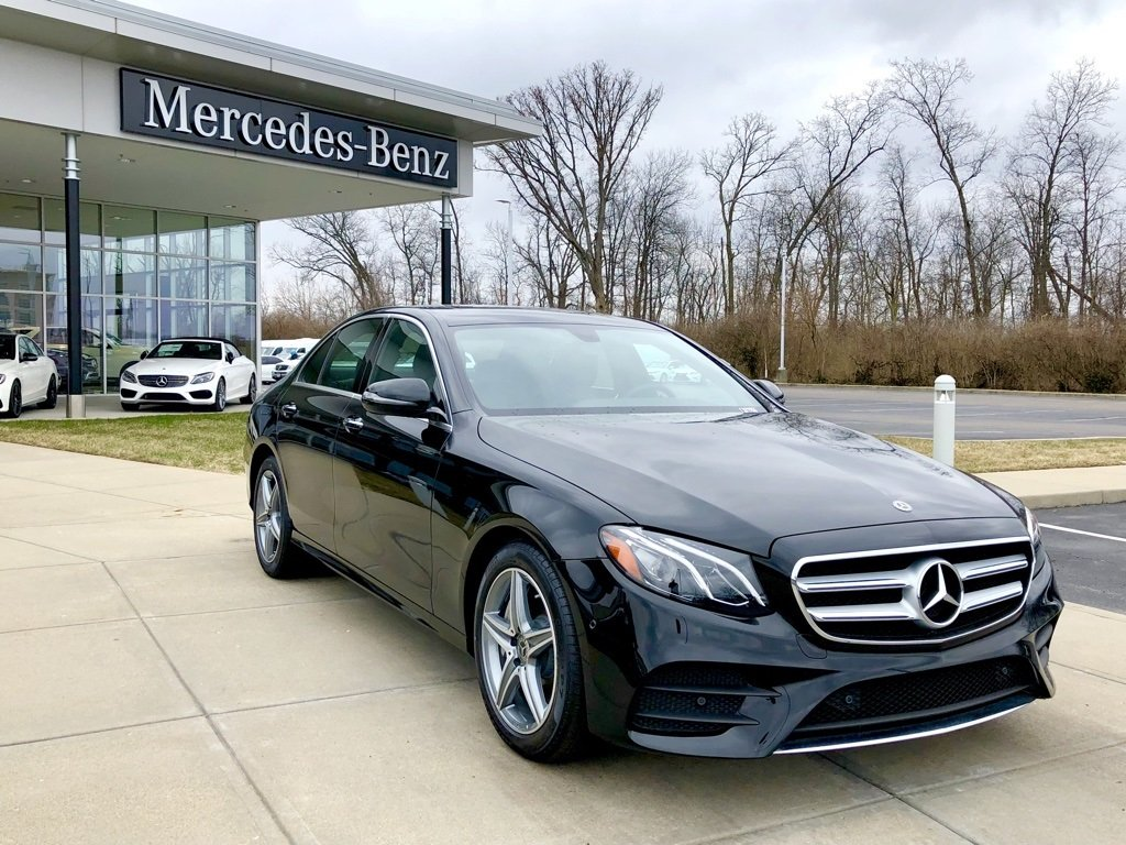 Stock w17264 new 2018 mercedes benz e class e 400 in for Mercedes benz westchester