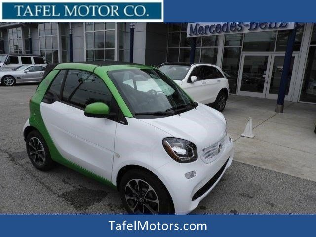 New 2017 smart fortwo Electric Drive Passion Cabriolet