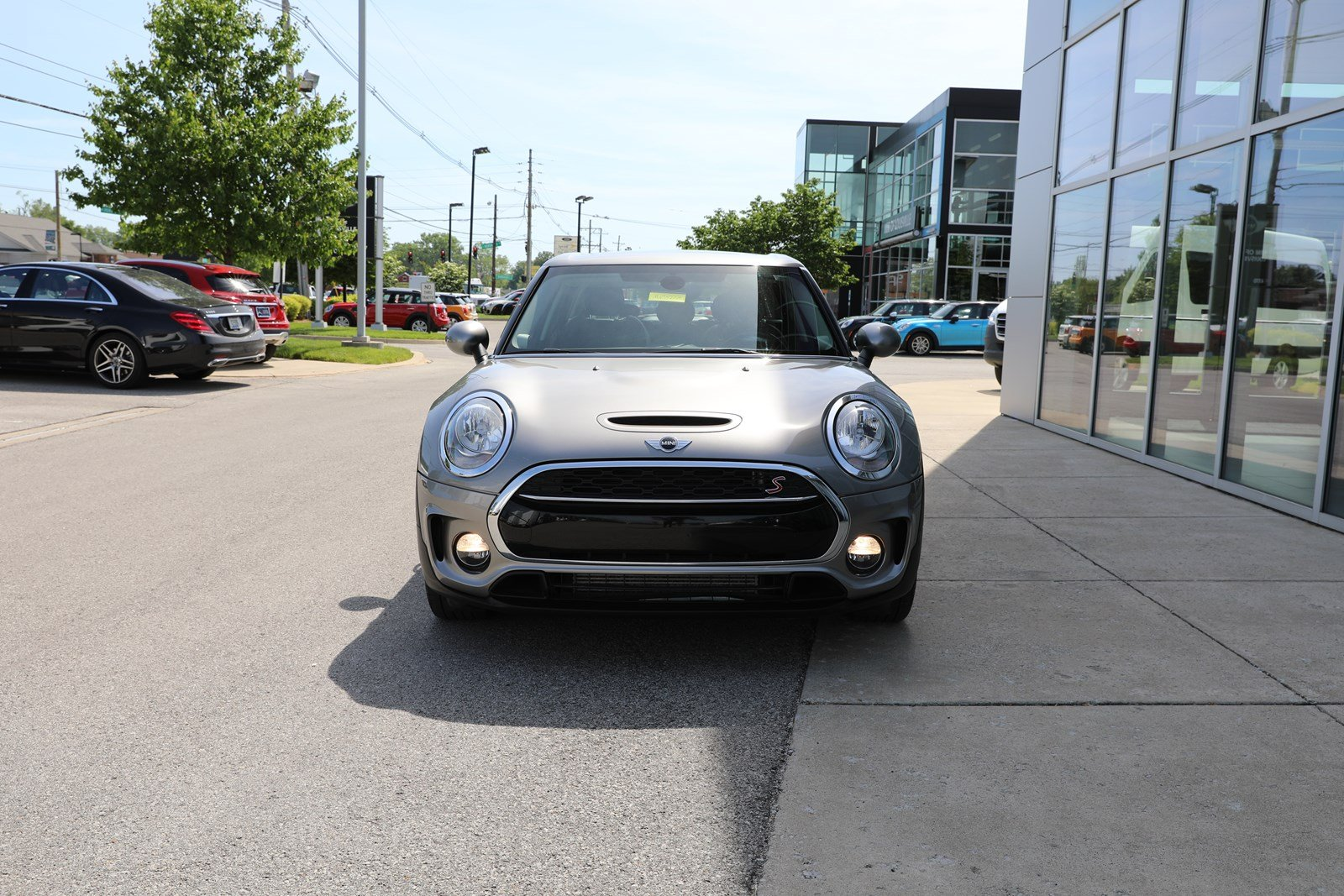 Stock Mn3527a Pre Owned 2016 Mini Cooper Clubman S In West Chester
