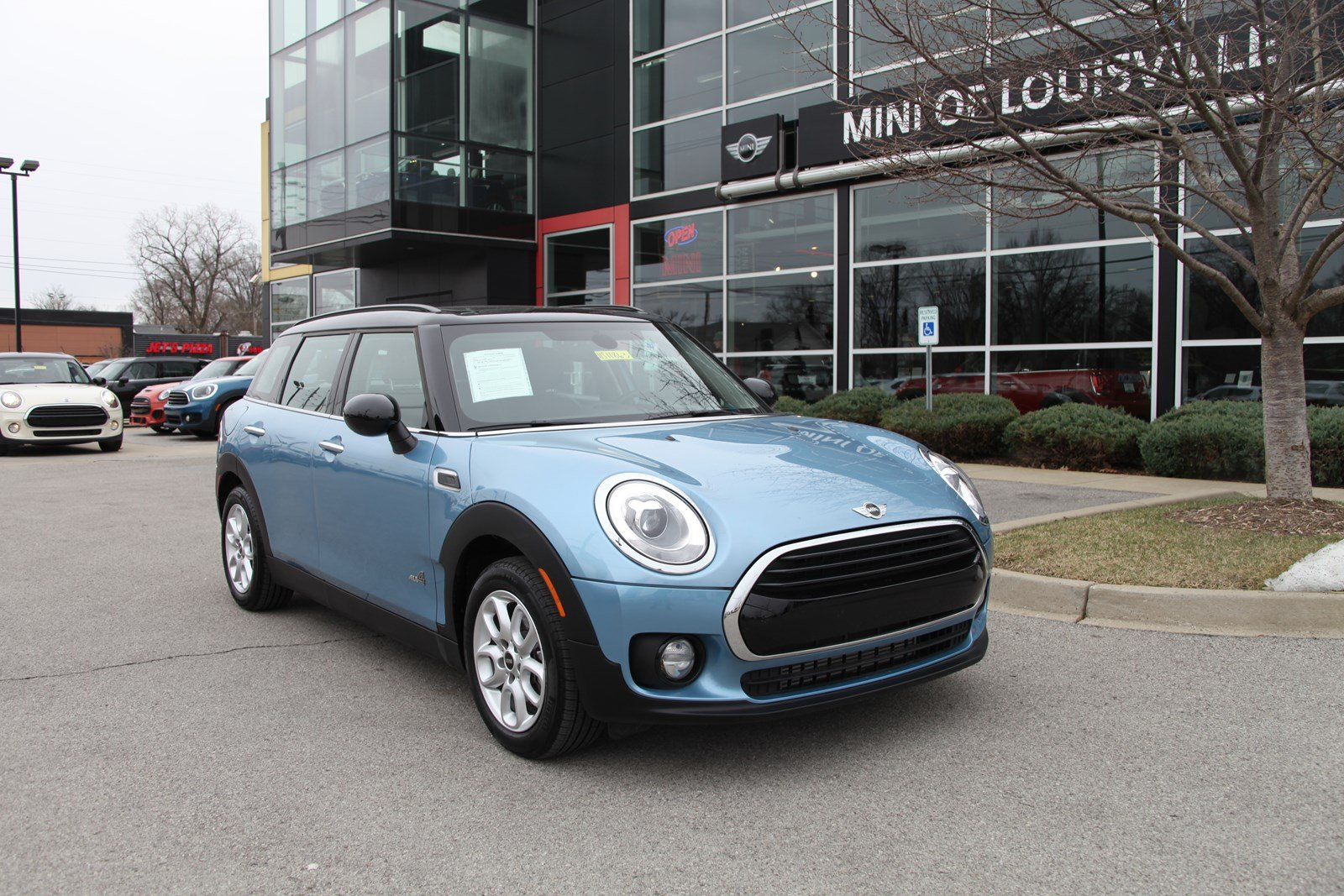 Stock Us11863 Pre Owned 2018 Mini Clubman Cooper In West Chester