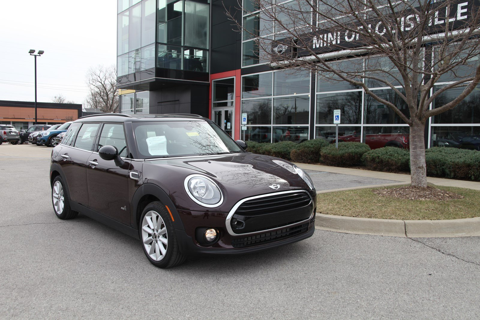 Stock Us11861 Pre Owned 2018 Mini Clubman Cooper In West Chester