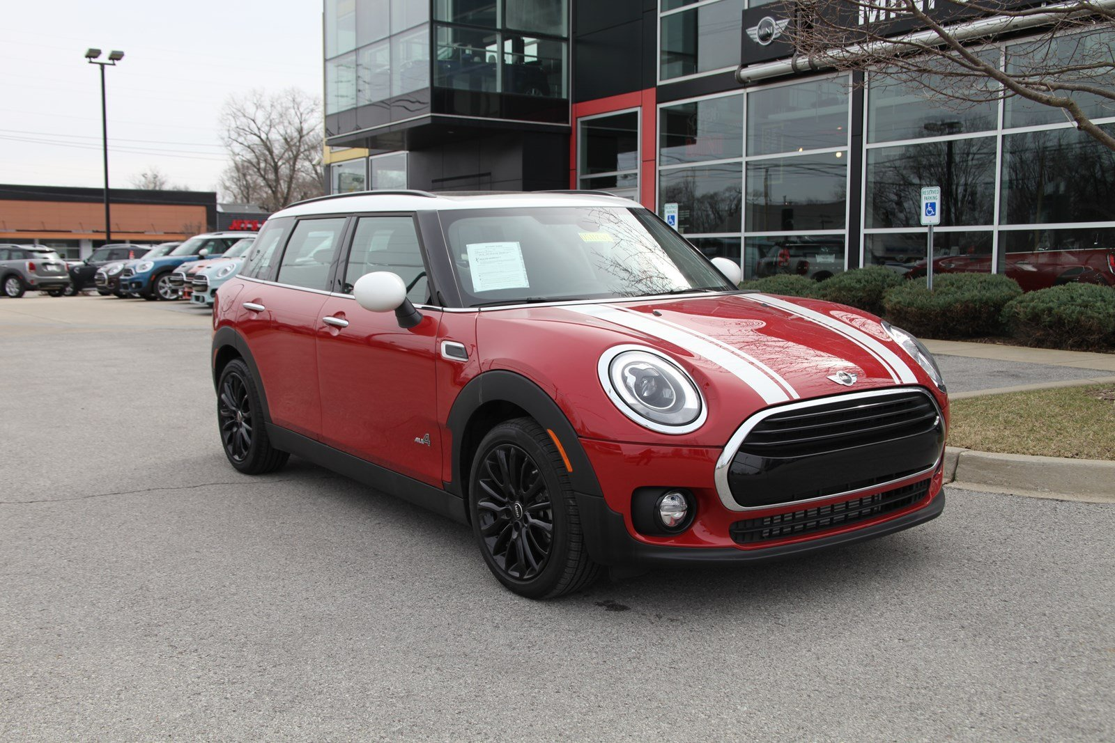 Stock Us11864 Pre Owned 2018 Mini Clubman Cooper In West Chester