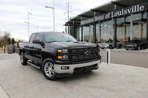 Pre-Owned 2014 Chevrolet Silverado 1500 LT 4WD Double Cab