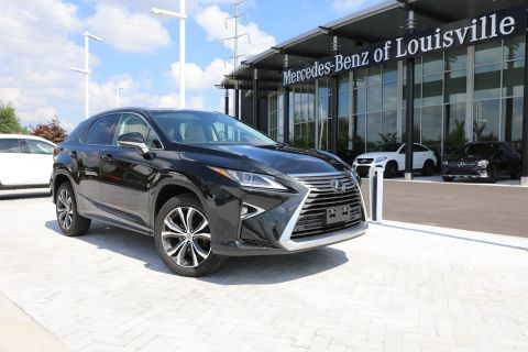 Pre-Owned 2016 Lexus RX 350 AWD SUV