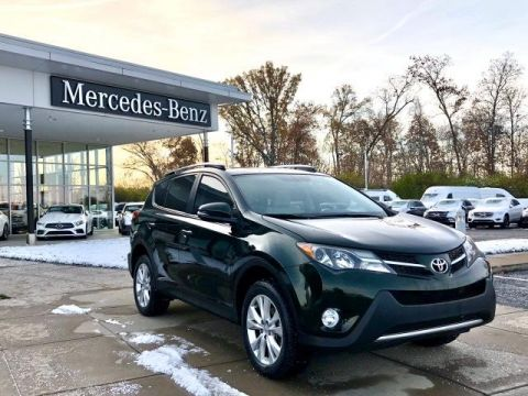 Pre-Owned 2013 Toyota RAV4 FWD 4dr Limited