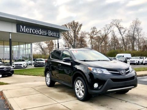 Pre-Owned 2014 Toyota RAV4 FWD 4dr Limited