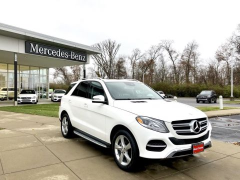 Certified Pre-Owned 2016 Mercedes-Benz GLE 350 4MATIC®SUV