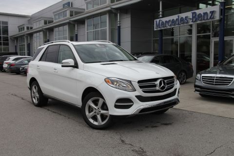 Certified Pre-Owned 2016 Mercedes-Benz GLE GLE 350 4MATIC® SUV