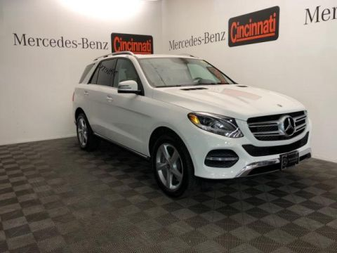 Certified Pre-Owned 2018 Mercedes-Benz GLE 350 4MATIC® SUV