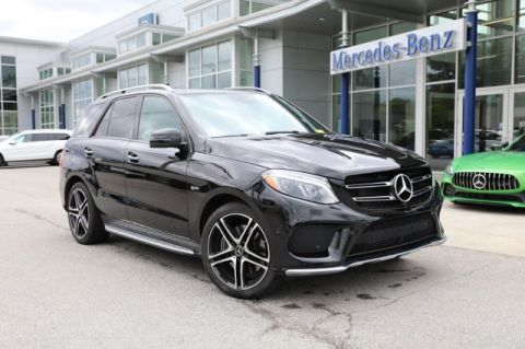 Certified Pre-Owned 2018 Mercedes-Benz GLE GLE 43 AMG® 4MATIC® SUV