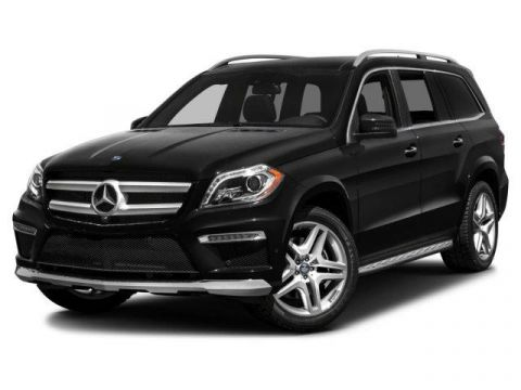 Certified Pre-Owned 2016 Mercedes-Benz GL 350 4MATIC® BlueTEC®
