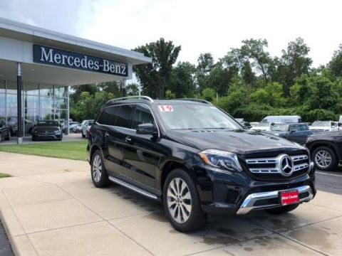 Pre-Owned 2019 Mercedes-Benz GLS 450 4MATIC® SUV