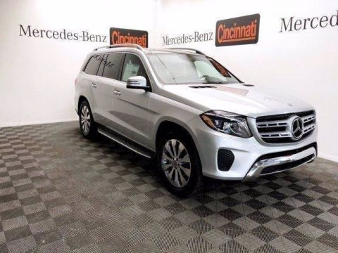 Certified Pre-Owned 2018 Mercedes-Benz GLS 450 4MATIC® SUV