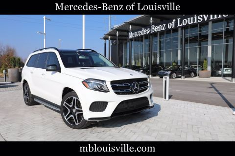 Certified Pre-Owned 2018 Mercedes-Benz GLS 550 4MATIC® SUV