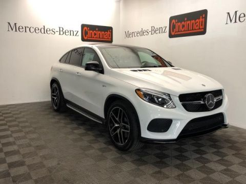 New 2019 Mercedes-Benz GLE AMG® GLE 43 4MATIC® Coupe