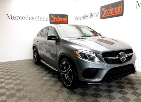 New 2019 Mercedes-Benz GLE GLE 43 AMG® 4MATIC® Coupe