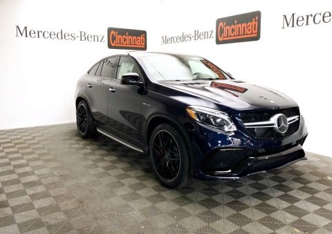 New 2019 Mercedes-Benz GLE GLE 63 S AMG® 4MATIC® Coupe