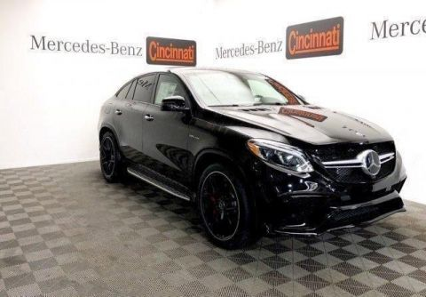 Pre-Owned 2019 Mercedes-Benz AMG® GLE 63 S 4MATIC® Coupe
