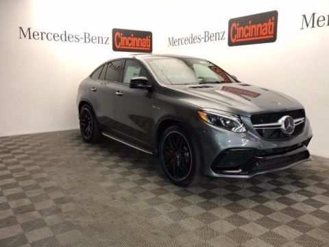 New 2019 Mercedes-Benz GLE AMG® GLE 63 S 4MATIC® Coupe