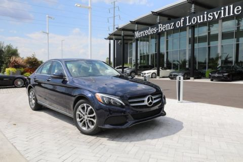 Certified Pre-Owned 2016 Mercedes-Benz C-Class C 300 4MATIC® Sedan