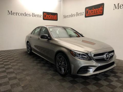 New 2019 Mercedes-Benz C-Class AMG® C 43 4MATIC® Sedan