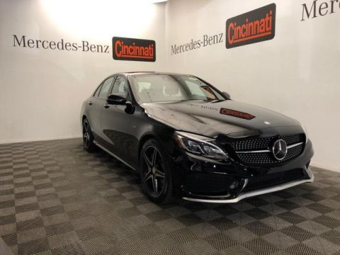 Certified Pre-Owned 2016 Mercedes-Benz C-Class 4dr Sdn C 450 AMG® 4MATIC®