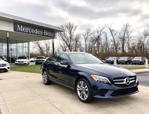 Pre-Owned 2019 Mercedes-Benz C 300