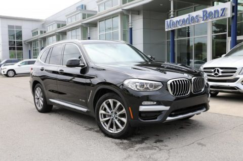 Pre-Owned 2018 BMW X3 xDrive30i AWD SUV
