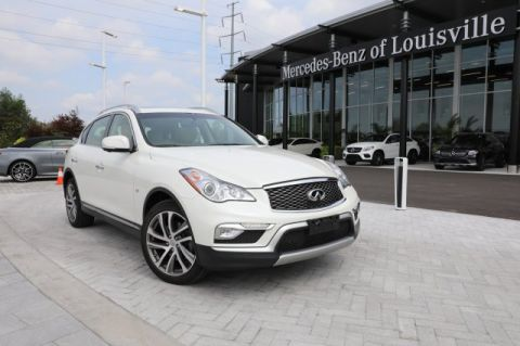 Pre-Owned 2016 INFINITI QX50 AWD SUV