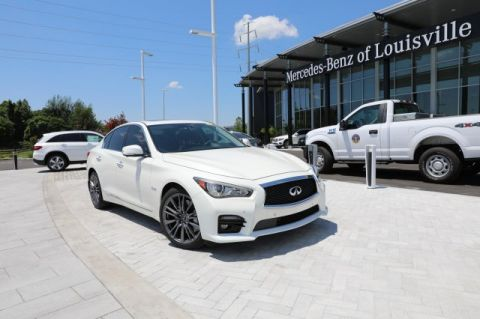 Pre-Owned 2016 INFINITI Q50 AWD Sport Sedan