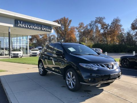 Pre-Owned 2014 Nissan Murano LE SUV