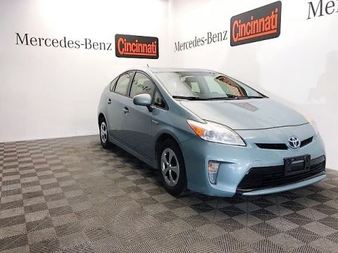 Pre-Owned 2013 Toyota Prius 5dr HB Four