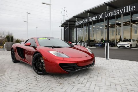 Pre-Owned 2014 McLaren MP4-12C