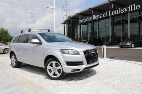 Pre-Owned 2015 Audi Q7 3.0T Premium Plus 4WD SUV